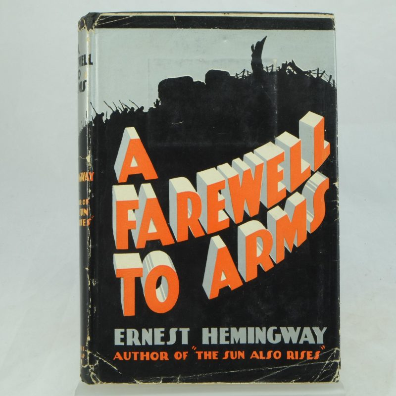 a comprehensive analysis of a farewell to arms by ernest hemingway War in ernest hemingway's a farewell to arms, 1st edition  the themes of war  and the nobility of soldiers in his novel a farewell to arms, and includes  for  further reading section of other works on the issue and a detailed subject  index.