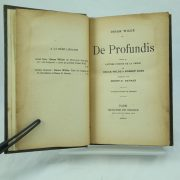 De Profundis by Oscar Wilde French