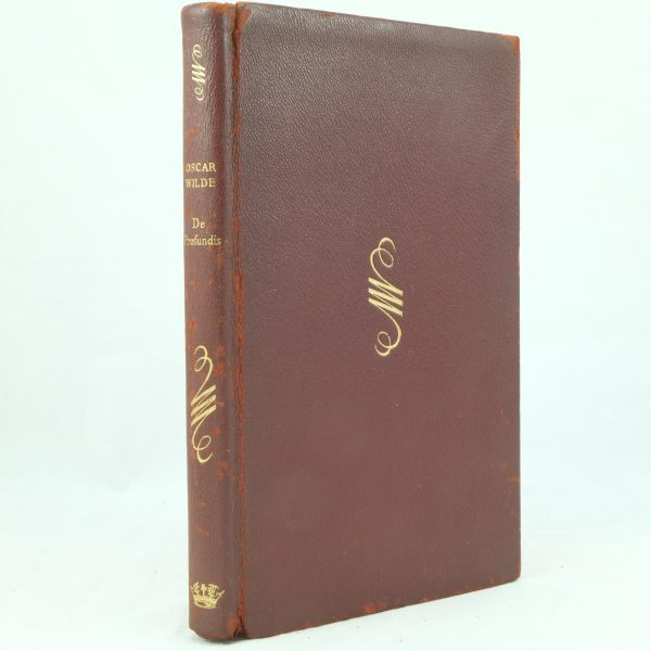 Limited & Signed De Profundis by Oscar Wilde (2)