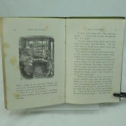 People's edition pair of Lewis Carroll Alice and Through the Looking Glass (