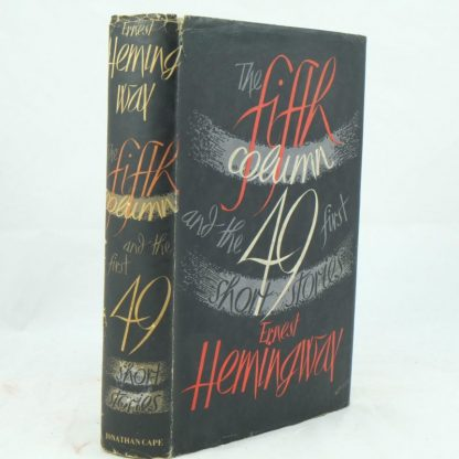 The Fifth Column and the Forty First Short Stories by Ernest Hemingway (1)