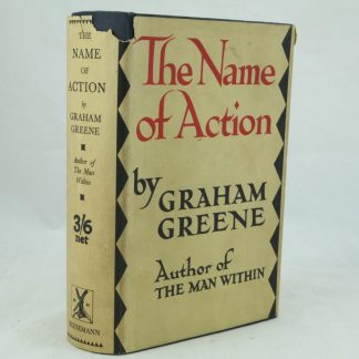 The Name of Action by Graham Greene