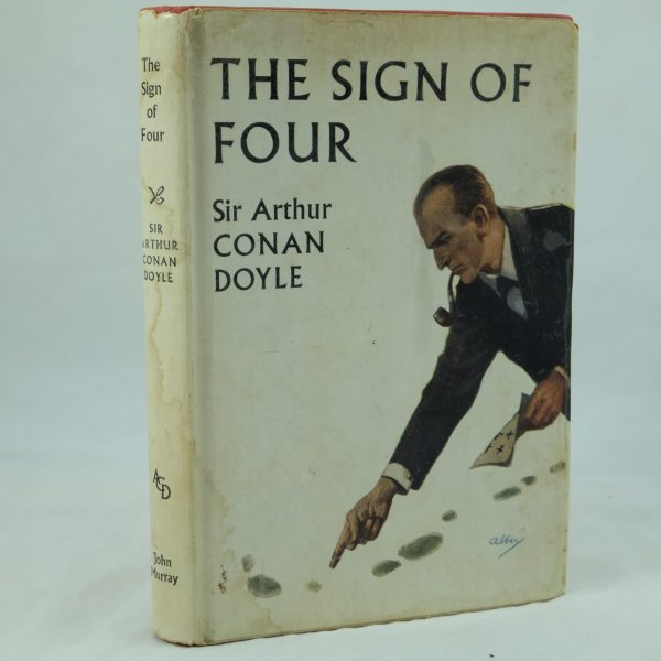 The Sign Of Four by Arthur Conan Doyle (8)