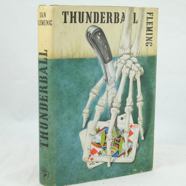 Thunderball by Ian Fleming 1st edition