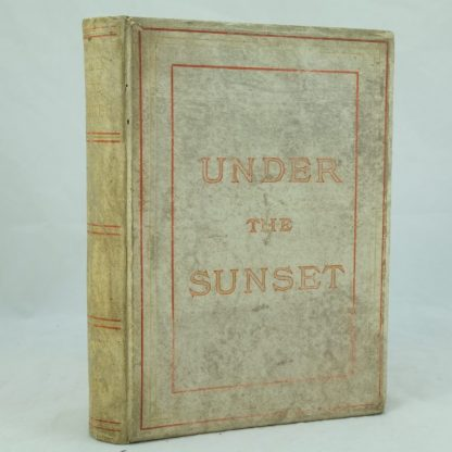 Under the Sunset by Bram Stoker