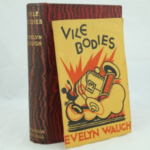 RTIST Vile Bodies by Evelyn Waugh