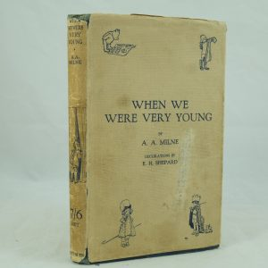 When We Were Very Young by A. A. Milne with DJ