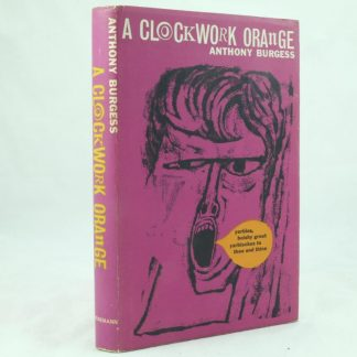 A Clockwork Orange by Anthony Burgess nr fine