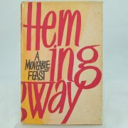 A Moveable Feast by Ernest Hemingway with DJ