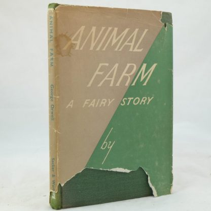 Animal Farm by George Orwell 2nd stain (6)
