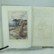 Arthur Rackham Tales from Shakespeare by Charles and Mary Lamb