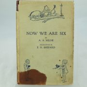 Now We Are Six by A. A. Milne stain