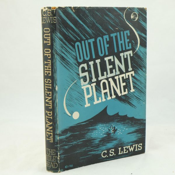Out of the Silent Planet by C. S. Lewis (7)
