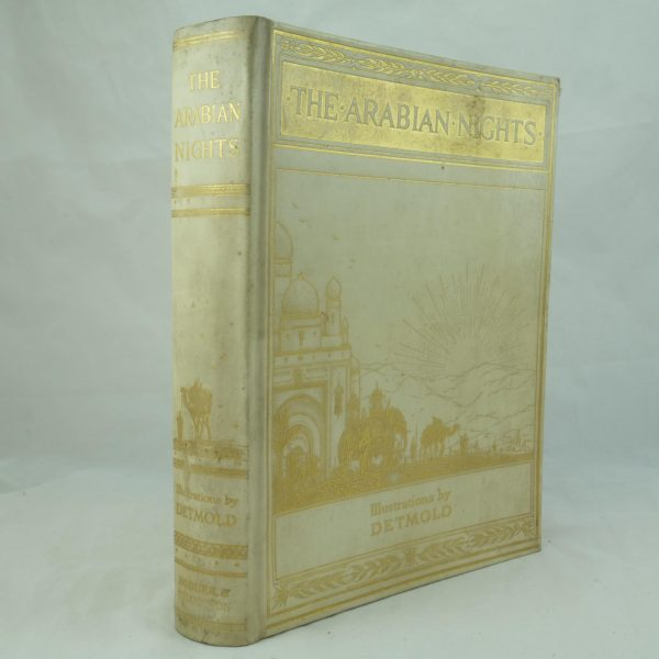 The Arabian Nights illus by Edward Detmold (4)