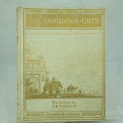 The Arabian Nights illus by Edward Detmold