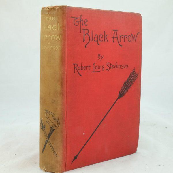 The Black Arrow by Robert Louis Stevenson (4)