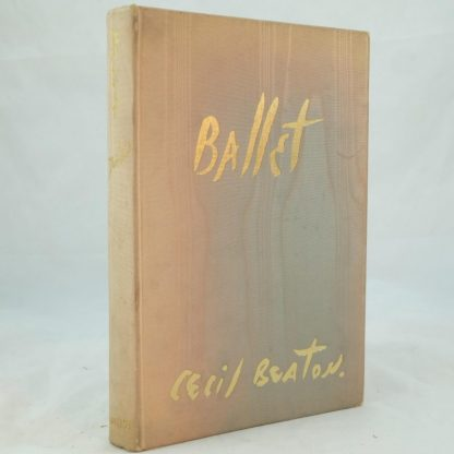 Ballet signed by Cecil Beaton (5)