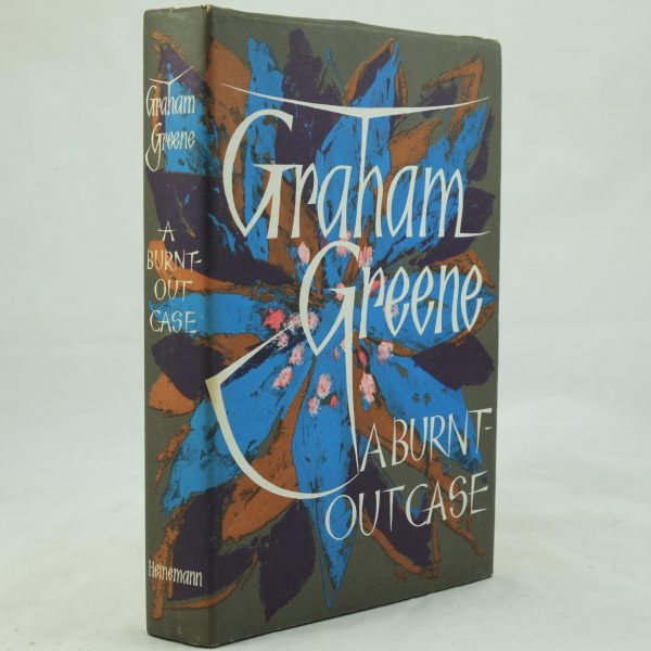 Graham Greene A Burnt-out Case (7)
