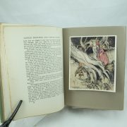 Little Brother and Little Sister illustrated by Arthur Rackham