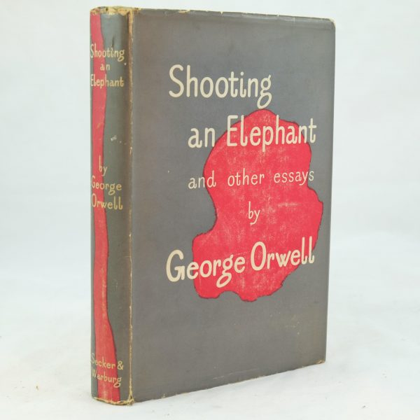 an evaluation of george orwells story of shooting an elephant