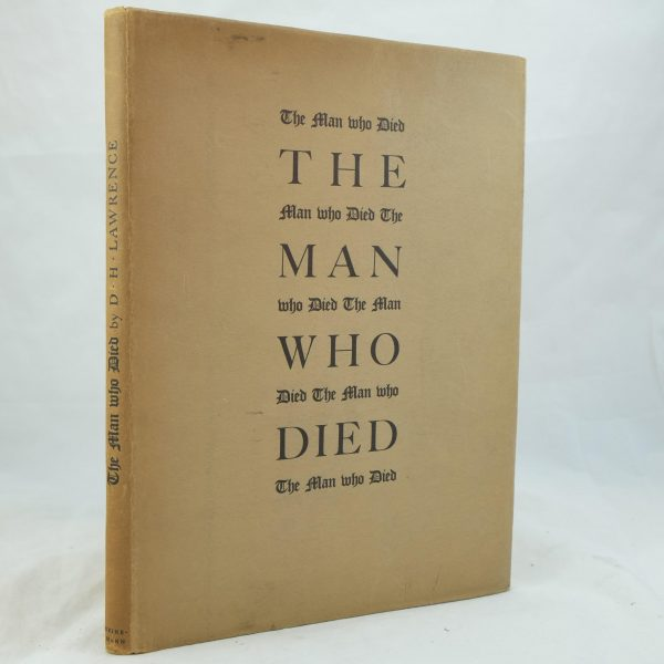 The Man Who Died by D. H. Lawrence illus John Farleigh (5)