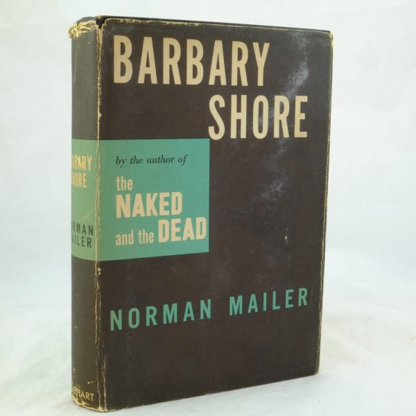 Barbary Shore by Norman Mailer (3)