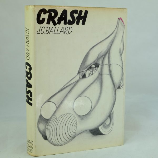 Crash by J G Ballard (2)