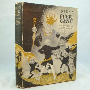 Henrick Ibsen's Peer Gynt illus A. Rackham