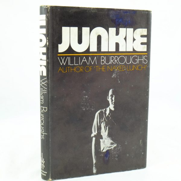 Junkie by William Burroughs (3)