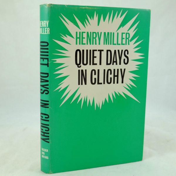 Quiet Days in Clichy by Henry Miller (1)