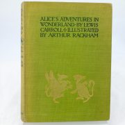 Alice's Adventures Arthur Rackham Illustrated