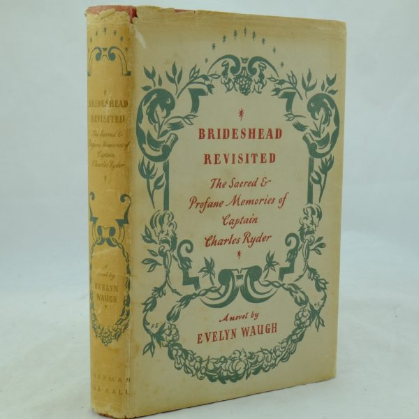 Brideshead Revisited by Evelyn Waugh DSCF0502