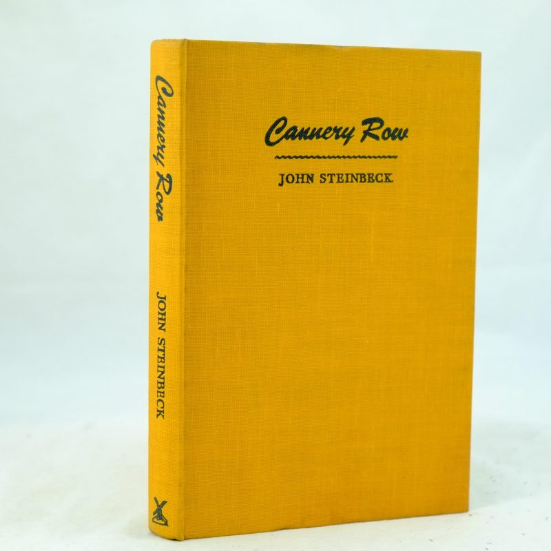 cannery row book analysis The characters of cannery row are mostly stereotypes, simplifications which illustrate steinbeck's fondness for the vagrant, the eccentric, the genial pariah only doc has the complexity of a.