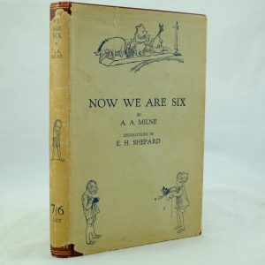 Now We Are Six First Edition