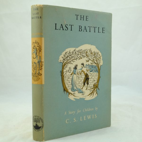 The Last Battle C. S. Lewis DSCF0518
