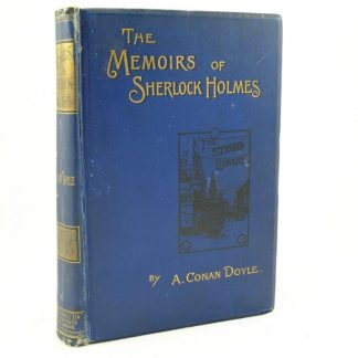 The Memoirs of Sherlock Holmes by Arthur Conan Doyle