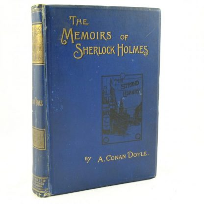 The Memoirs of Sherlock Holmes by Arthur Conan Doyle (8)
