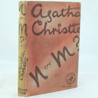 N or M by Agatha Christie
