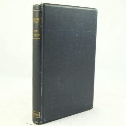 Ballads by Robert Louis Stevenson first edition (4)