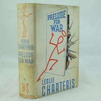 Prelude for War by Leslie Charteris