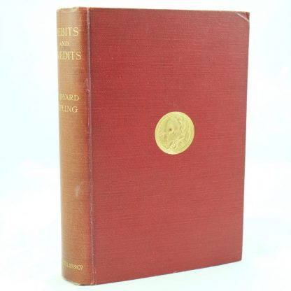 Debits and Credits by Rudyard Kipling First Edition