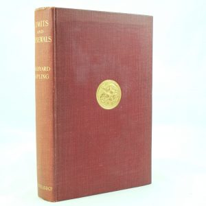 Limits and Renewals by Rudyard Kipling First Edition