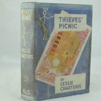 Thieves' Picnic by Leslie Charteris first edition