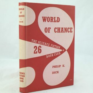 World of Chance first edition Philip K Dick