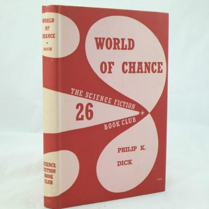 World of Chance first edition Philip K Dick (8)