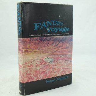 Isaac Asimov Fantastic Voyage 1st edition