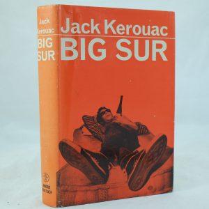 Jack Kerouac The Big Sur 1st edition