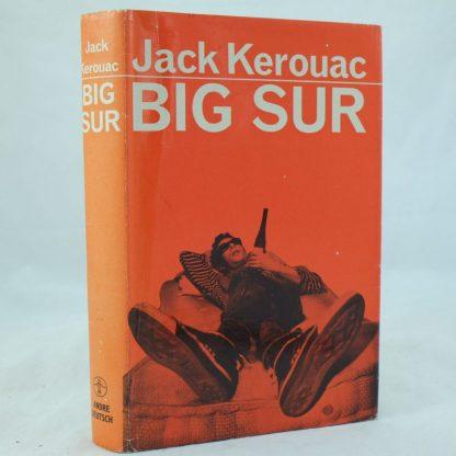 Jack Kerouac The Big Sur 1st edition (1)