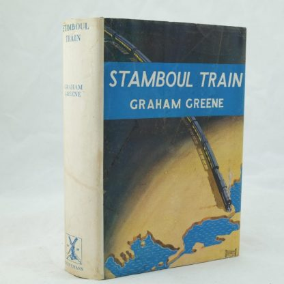 Stamboul Train by Graham Greene (1)