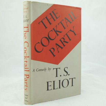 The Cocktail Party by T. S. Eliot (3)